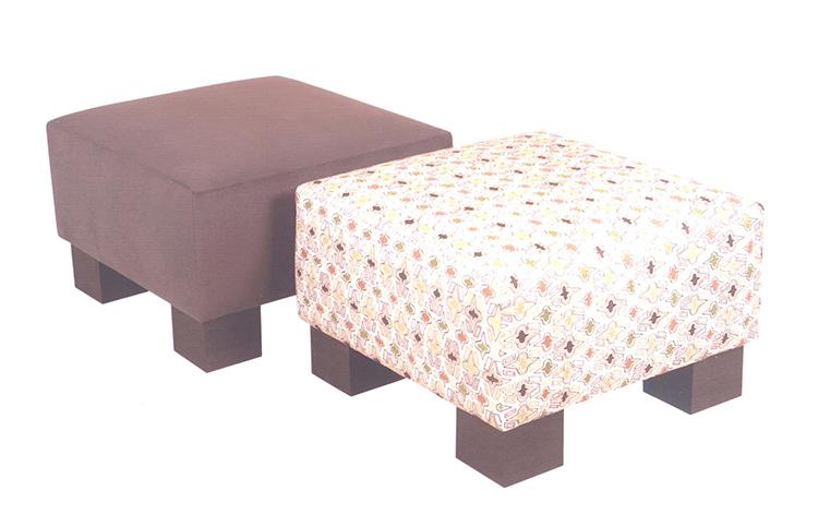 Custom Ottomans For Lava Furniture Bessie Mendler
